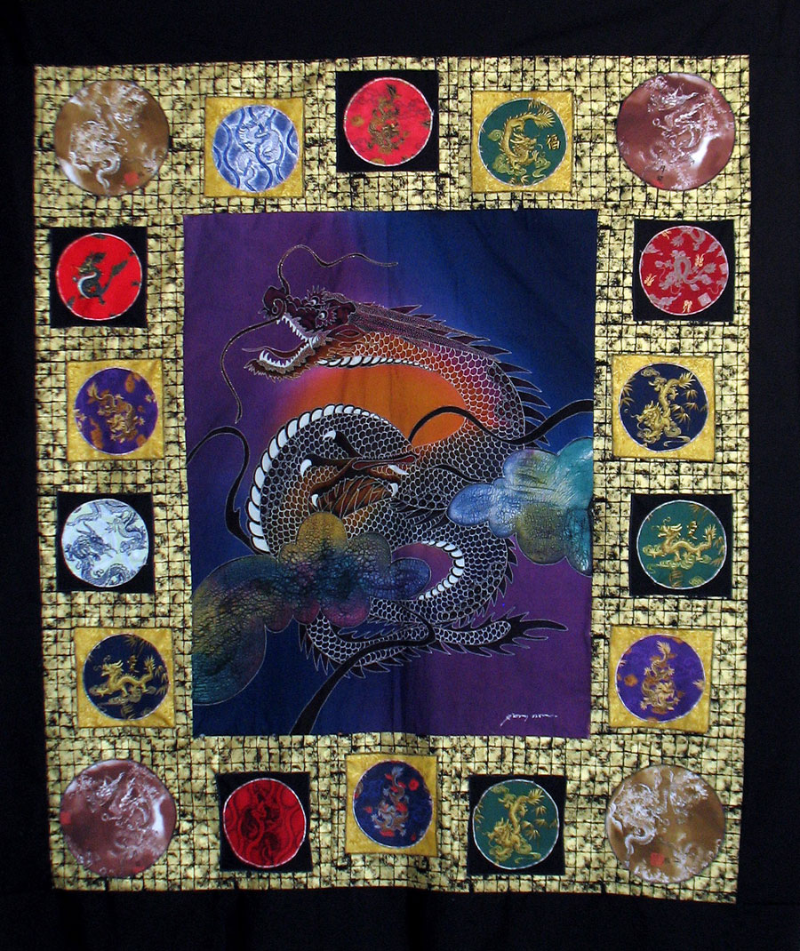 Dragons Quilt